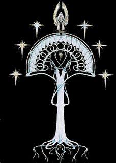 White Tree of Minas Tirith