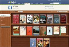 Web Sites Let Bibliophiles Share Books Virtually  by MARTHA WOODROOF