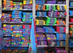 Venda fabrics are heavy cotton stripes in bright colours. We visited this area on our South African cultural tour in April African Attire, African Wear, African Fashion Dresses, African Textiles, African Fabric, African Traditional Dresses, Traditional Fabric, Textile Artists, Material Girls