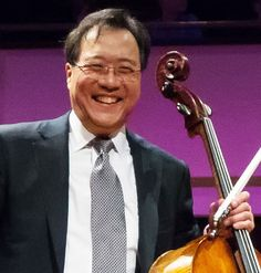 Yo-Yo Ma - Wikipedia Goat Rodeo, Chris Thile, Moog Synthesizer, Cello Concerto, The Hollywood Bowl, Asian American, Electronic Music, Cover Photos, Orchestra