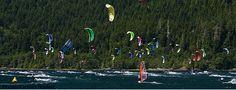 Vancouver Island - Destination Kiteboarding
