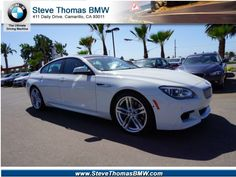 2014 #BMW #650i #Gran Coupe. Stock Number: 105224N
