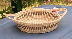 I love sweetgrass baskets!