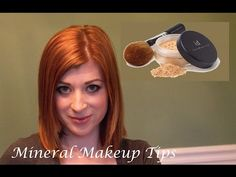mineral makeup tips - YouTube