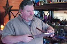 Local knife collectors and enthusiasts are celebrating a change in Texas law that will allow them to carry any blade, regardless of the length, most places in the state starting Sept. 1.  House Bill 1935, a bill lobbied  for by national online organization Knife Rights, repealed what many collectors considered vague wording in the law and will allow people older than 18 to openly carry blades longer than 5 ½ inches in public, including knives, swords and spears of any size.  Following the…