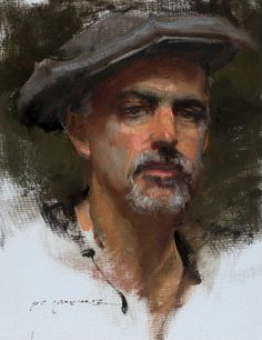 Daniel F. Gerhartz, 1965 ~ Figurative painter