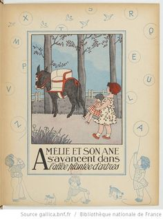 Alphabet en images : 31 gravures en couleur / par Marie-Madeleine Franc-Nohain - 7