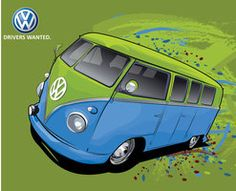 VW BUS by ~stxd3 on deviantART