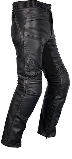 Richa-Drive Men's Leather Trousers £119.99 | Devon Wheels To Work