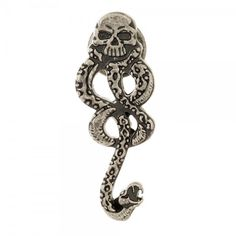 Harry Potter Death Eater Enamel Finish Metal Lapel Pin Licensed New in Package…