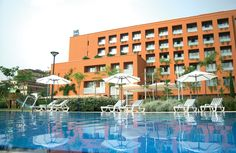abba Garden Hotel**** - Hotel in Barcelona - Swimming pool