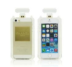 Chanel Minaudière NO.5 Perfume Bottle iPhone 5S Case iPhone 5 Case
