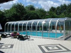 Pools on pinterest above ground pool in ground pools for Above ground pool decks jacksonville fl