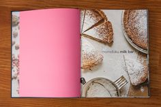 You're My Obsession: Cool Cookbook Design - Melanie Biehle   Editorial and Commercial Content Creator