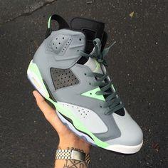 premium selection 8aa2b 4ab7f jordan 6 green - Google Search Jordans Sneakers, Air Jordans, Shoes Sneakers,  Shoes