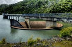 Lower Huia Reservoir, New Zealand Hernando County, Nz History, Tumblr, Brutalist, Mexico City, Auckland, Cemetery, New Zealand, Architecture