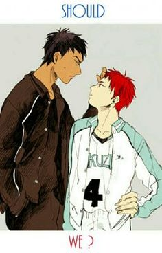Akashi wasn't Aomine's closest friend. In fact, he was avoided by him… #fanfiction #Fanfiction #amreading #books #wattpad