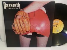 Nazareth THE CATCH, VERL 1984 Press on Vertigo records. Vinyl is in excellent condition with minimal spindle marks and superficial marks on v Vertigo, Lps, Psych, How Are You Feeling, Shoe, Rock, Shoemaking, Skirt