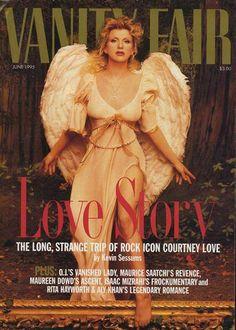 Courtney Love - Vanity Fair, june 1995