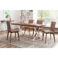 Orebro Dining Chair Tobacco- Like the dress of a 1967 housewife, the Orebro Chair is a solid blend of fashion and function. Perfect around a square dining table or in the corner of a living room. Comes in tobacco, graphite, or pea fabric. Square Dining Tables, Dining Bench, Dining Chairs, Dining Room, Velvet Furniture, Accent Furniture, Cozy Sofa, Housewife, Graphite