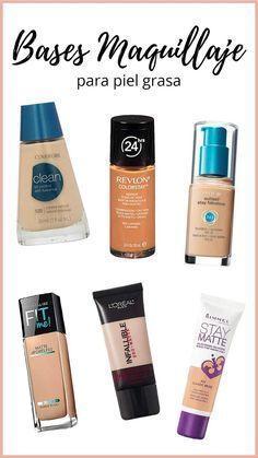 ¡Hola hermosa!Si te preguntasqué maquillaje es bueno para la piel grasa, es porque seguramente tu piel es grasosa y el maquillaje que aplicas en tu rostro no favorece en absoluto su apariencia.No te vay...