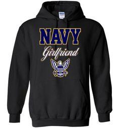 U.S. Navy Girlfriend Hoodie