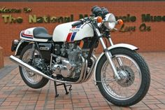 1977 750cc Triumph Slippery Sam Replica