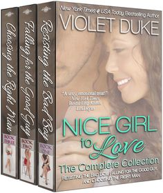 Abby Bartlett is the quintessential nice girl. Between teaching, volunteering, completing her PhD, and helping her best friend raise his daughter, Abby never gets the chance to be anything but nice. That is, until the all-wrong-for-her man she's only ever known from.... CLICK TO GET IT: http://www.amazon.com/gp/product/0989163377/ref=as_li_tf_tl?ie=UTF8&camp=1789&creative=9325&creativeASIN=0989163377&linkCode=as2&tag=writerservice-20