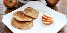 Allergy Free Apple Pancakes: Gluten Free, Dairy Free, Egg Free, Nut Free and delicious!