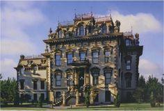 Old Mansions | Stanford Mansion historic preservation