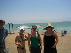 The Dead Sea, Israel