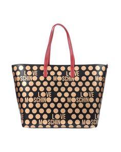 LOVE MOSCHINO . #lovemoschino #bags #leather #hand bags #