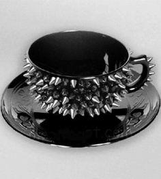Rob Halford's coffee mug?