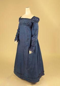 1818 ca. amer dress The Met