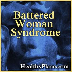 The theories involving the battered womens syndrome
