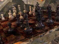 #Chess set