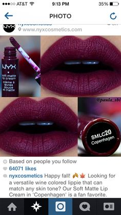 Cheap lip color