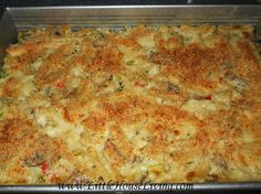 Amish Chicken Casserole Recipe