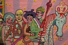 Image result for grayson perry tapestries