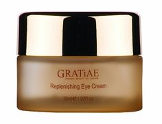 Gratiae Organics Replenishing Eye Cream, 1.02 Ounce for $19.49