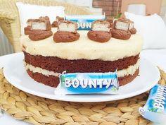 Schoko Sahne Torte - Schokoladen Sahnetorte / Schokotorte - YouTube