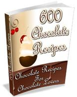 """Recipes - """"Chocolate Recipes for Chocolate Lovers""""... Download it FREE ..."""
