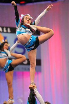 i love this stunt #cheer competitive competition stunt cheerleading cheerleader #KyFun