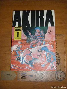 AKIRA. KATSUHIRO OTOMO. VOL1 EDICIONES B (Tebeos y Comics - Manga)