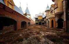 Abandoned wonderland amusement park (beijing)
