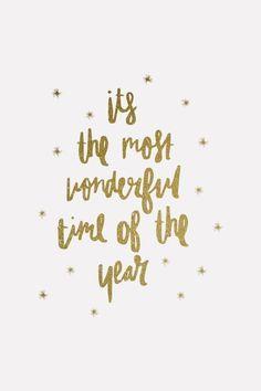Idée déco & cadeau noël  2016/2017  it's the most wonderful time of the