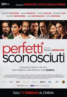 Perfetti sconosciuti Streaming Italiano (Blu-Ray)