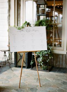 Pippin hill wedding. Mallory Joyce Design, Script Merchant calligraphy, Elisa Bricker photography