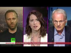 [433] Two Jewish Voices Fiercely Debate Gaza Siege | Max Blumenthal vs. ZOA's Morton Klein - YouTube