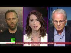 [433] Two Jewish Voices Fiercely Debate Gaza Siege | Max Blumenthal vs. ZOA's Morton Klein - YouTube